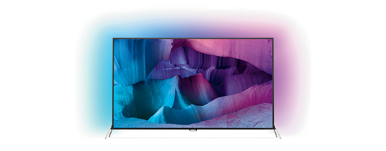 New Philips UHD TV range: rich in variety - TP Vision