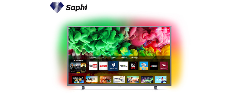 Smart Choice in 2018 – Philips TV expands its Smart TV