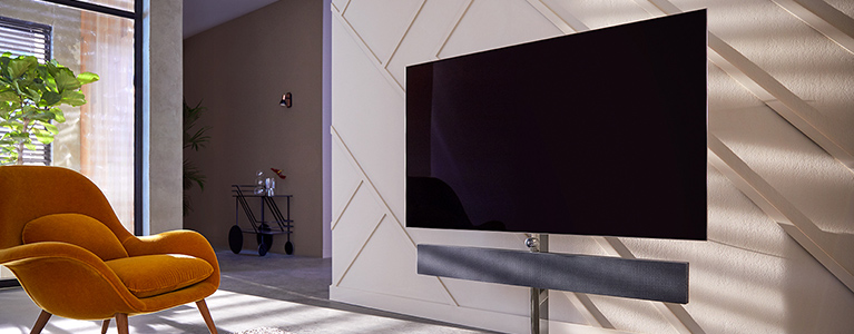 The vast majority of Philips Smart TVs are powered by the