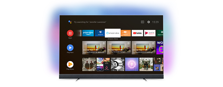 Philips TV to Release Amazon Alexa Skill - TP Vision