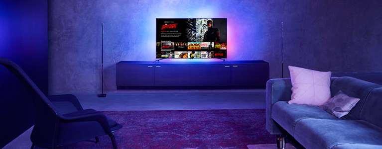 Enjoy Netflix on any Philips Smart TV - TP Vision